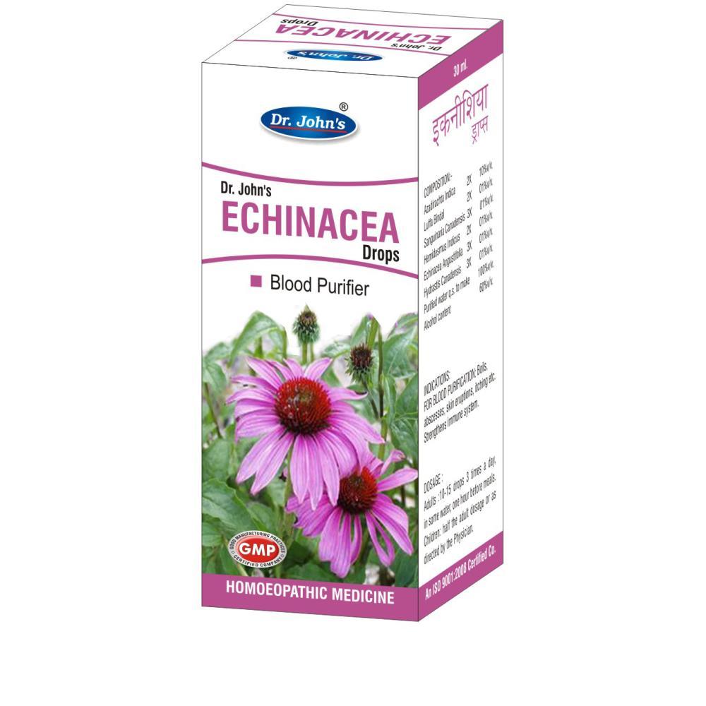Dr John Echinacea Drops (30ml)