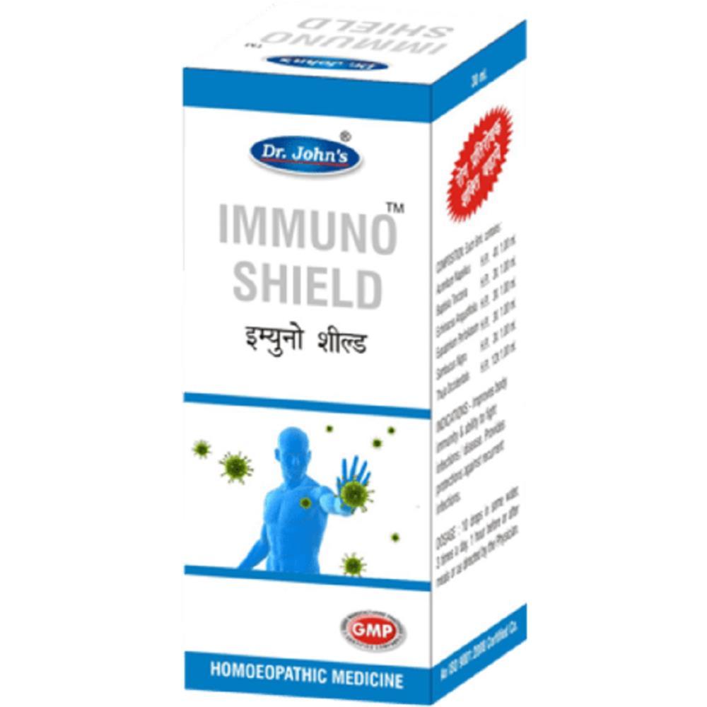 Dr John Immuno Shield Drops (30ml)