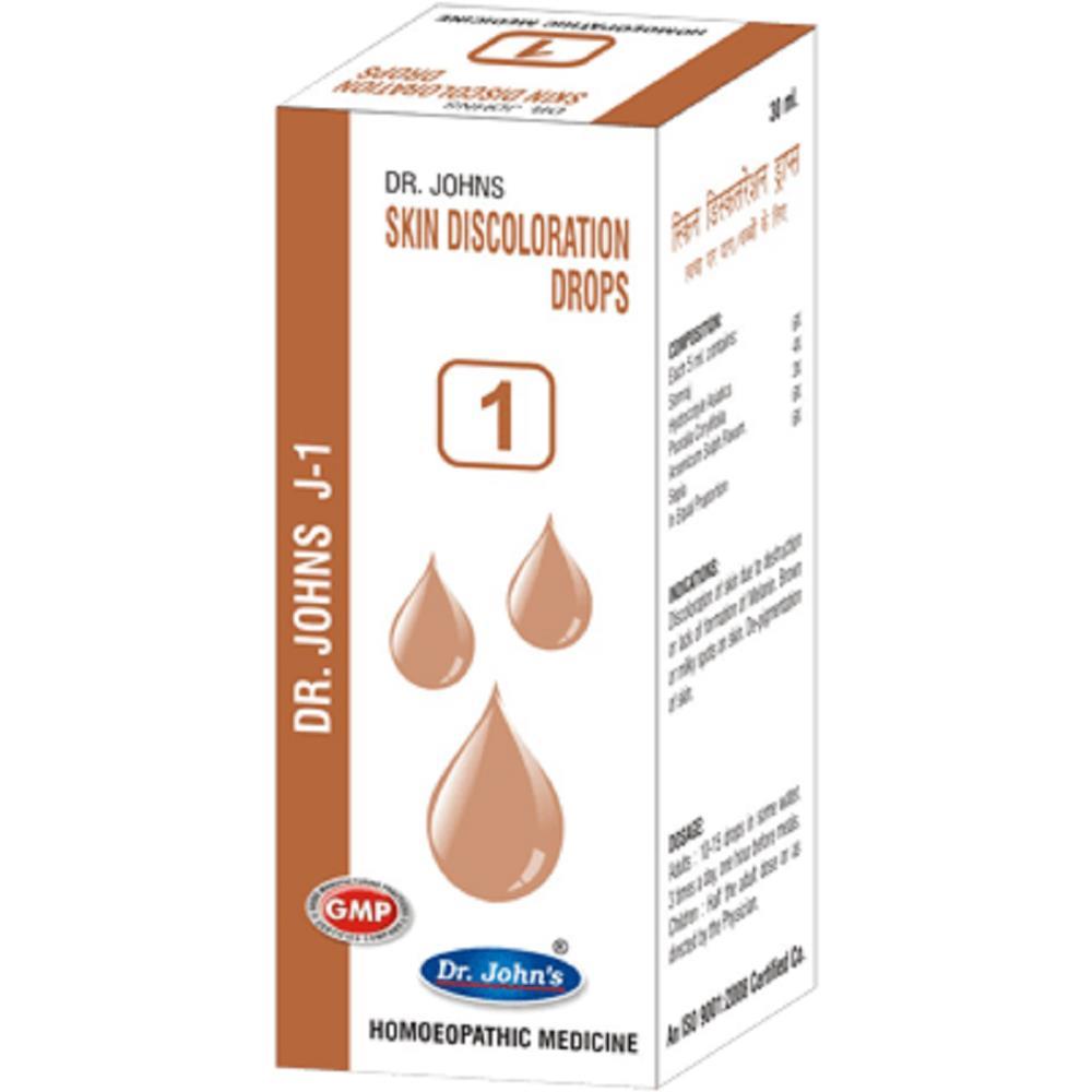 Dr John J 1 Skin Discoloration Drops (30ml)