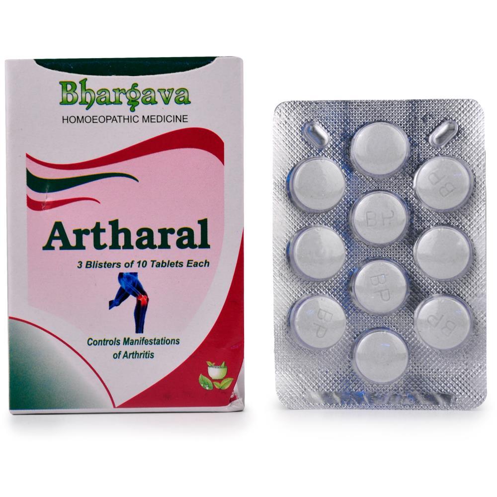 Dr. Bhargava Artharal Tablets (30tab)