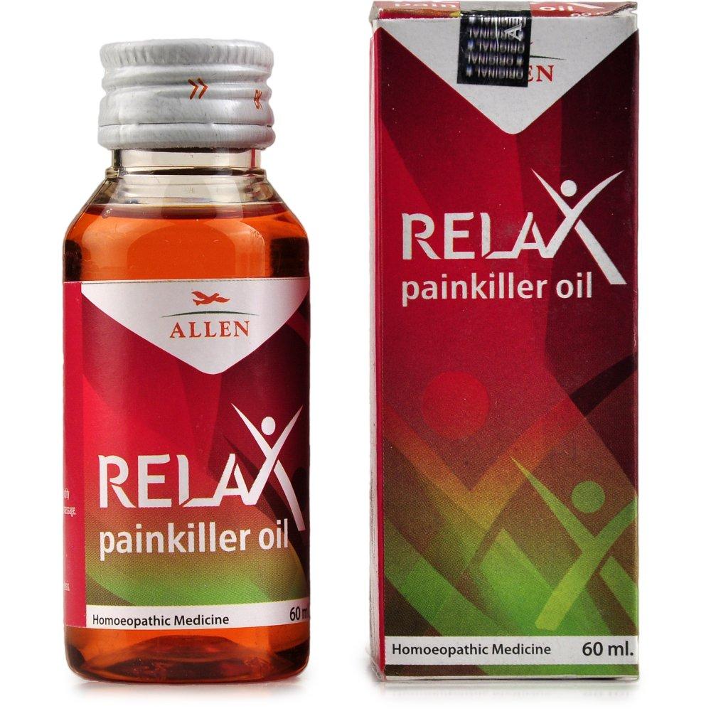 Allen Relax Pain Killer Oil (60ml)