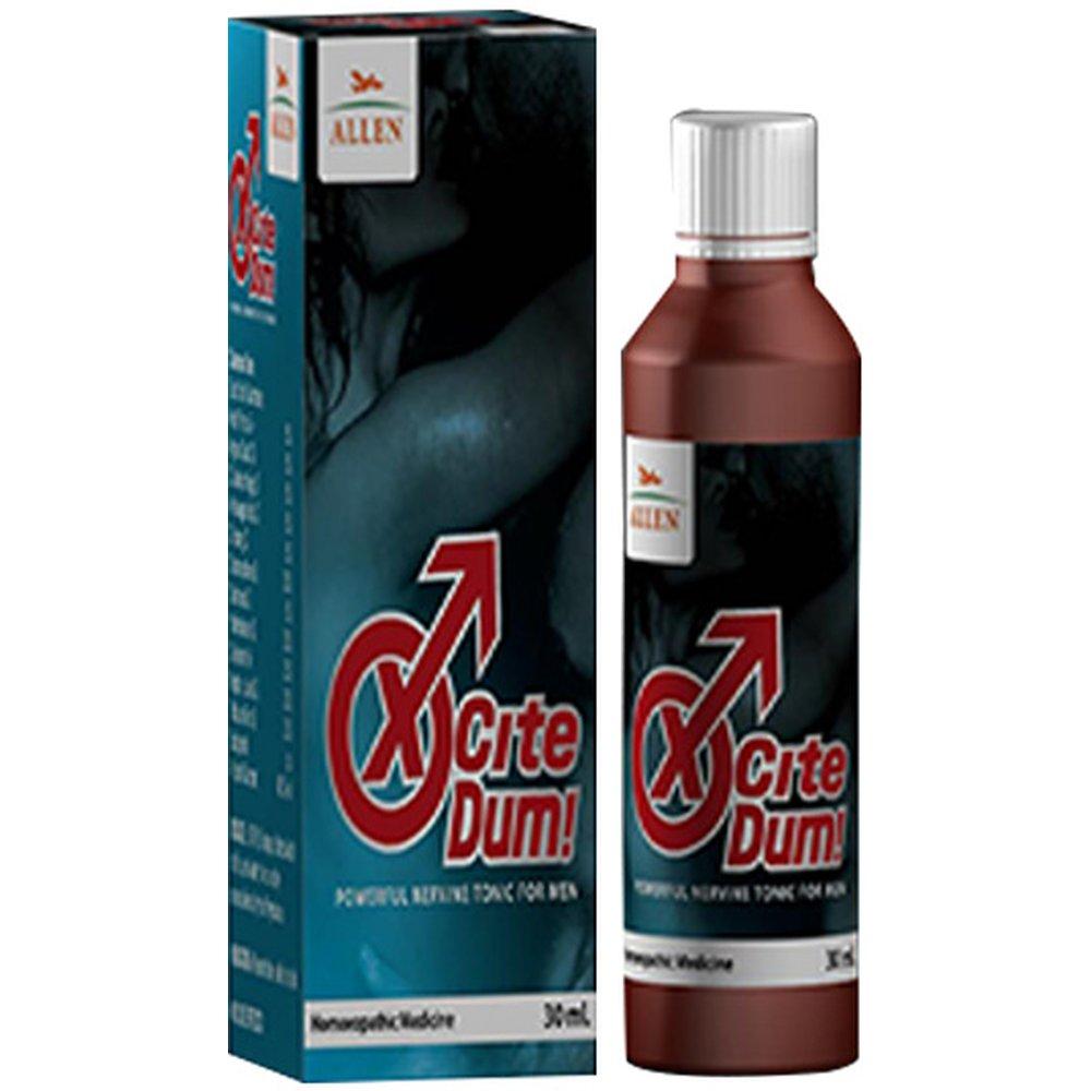 Allen X-Cite Dum Drops (30ml)