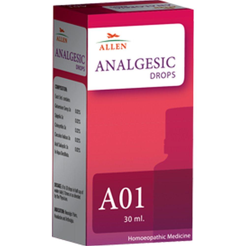 Allen A1 Analgesic Drops (30ml)