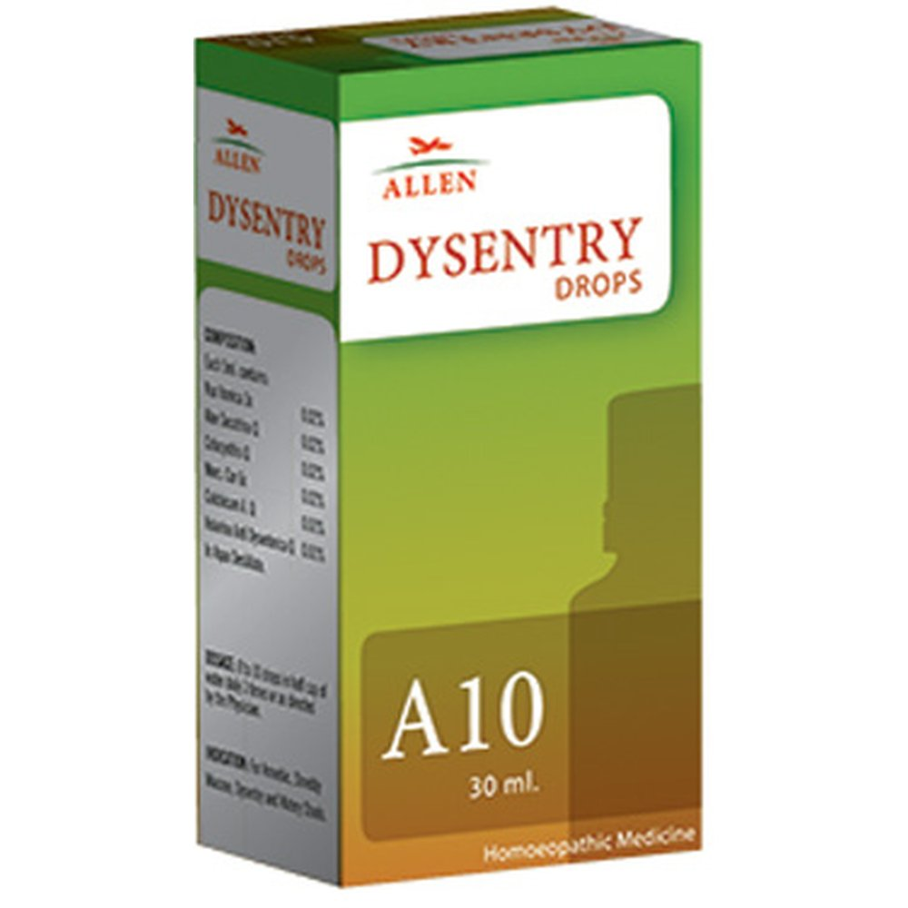 Allen A10 Dysentry Drops (30ml)
