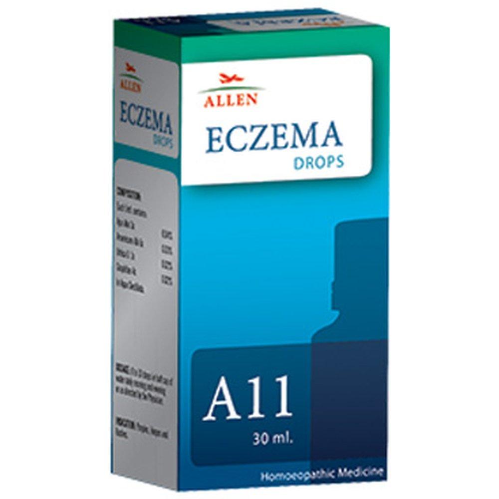 Allen A11 Eczema Drops (30ml)