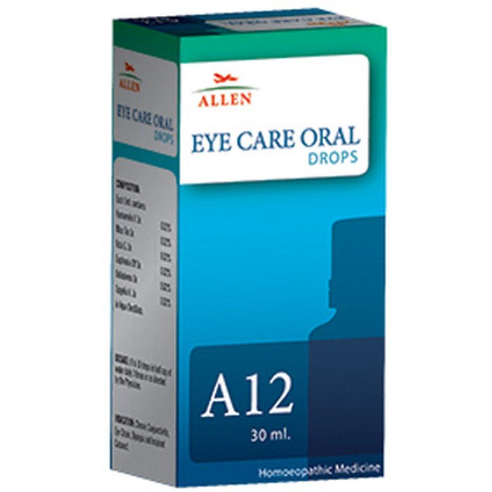 Allen A12 Eye Care Oral Drops (30ml)