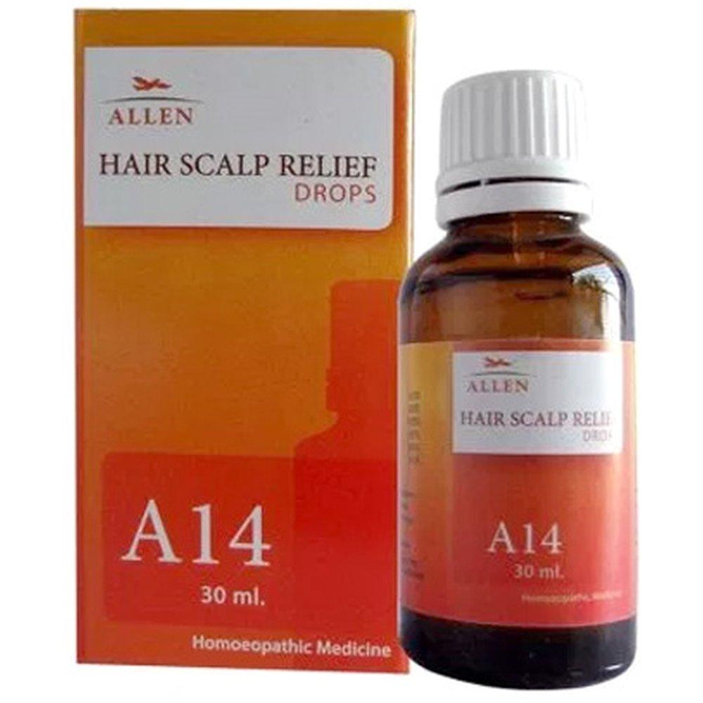 Allen A14 Hairs Scalp Relief Drops (30ml)