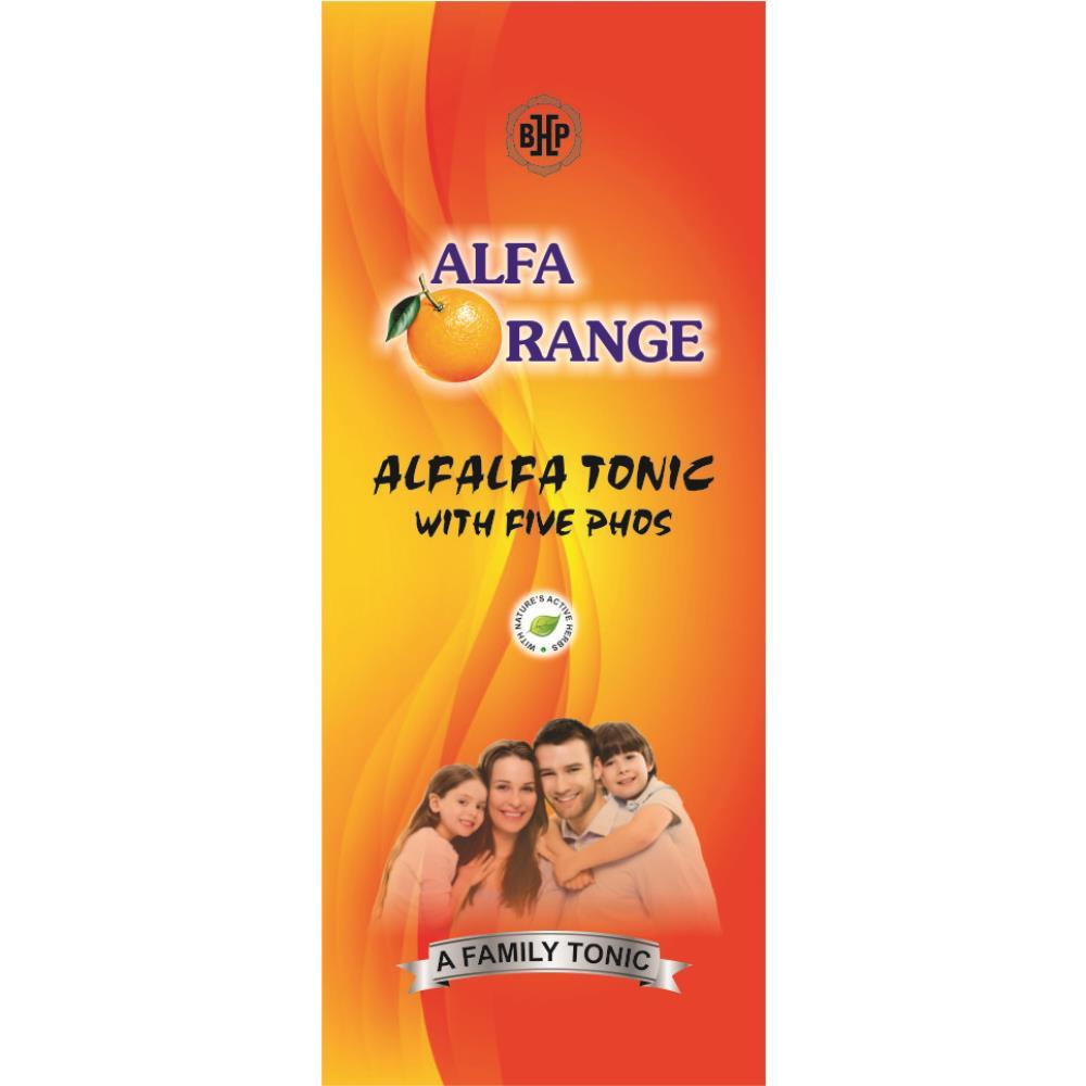 BHP Alfa Orange (100ml)