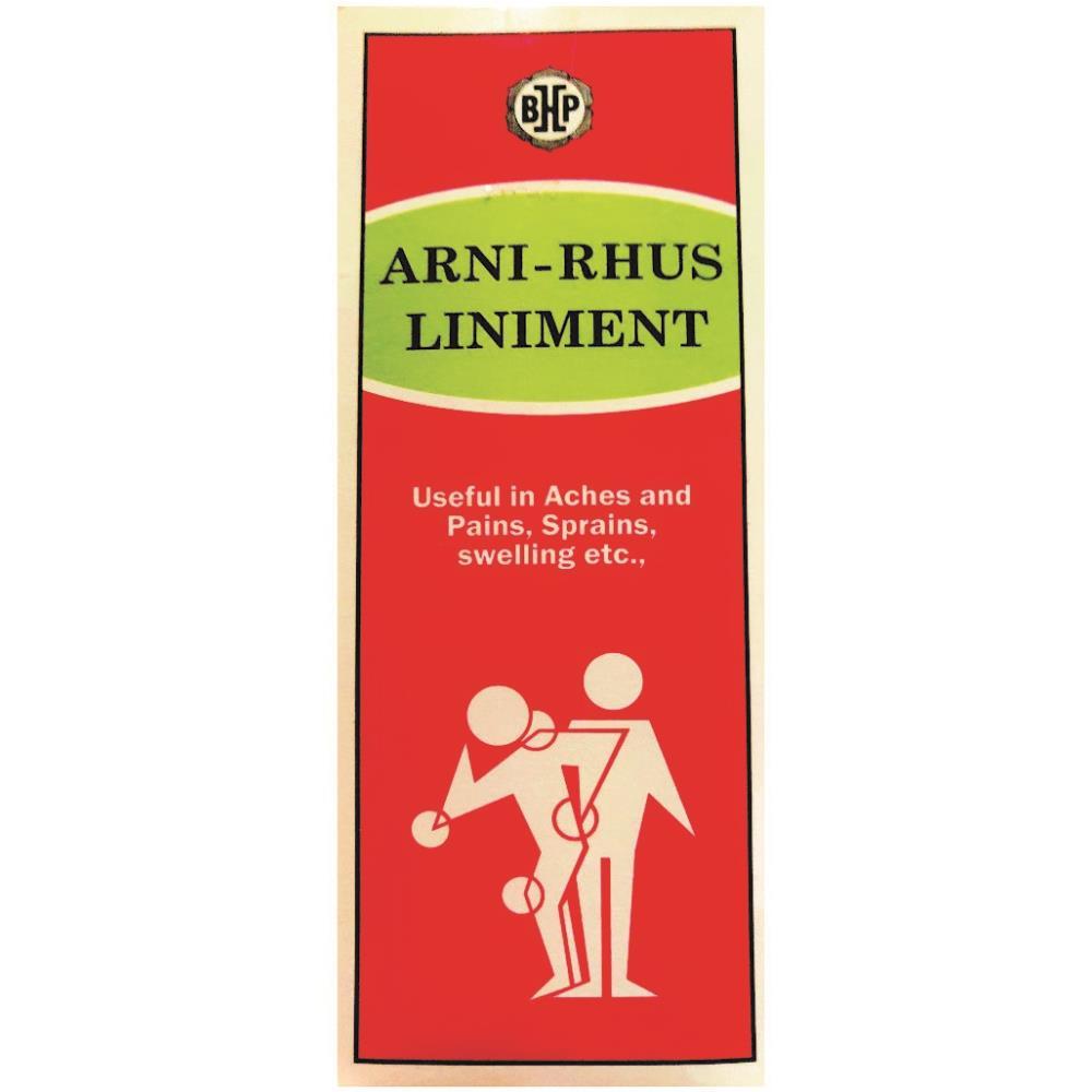 BHP Arni-Rhus Liniment (60ml)