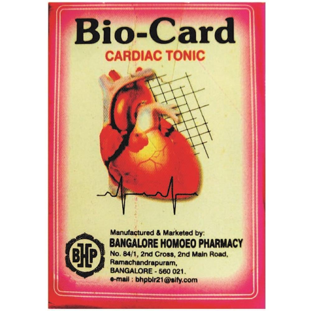 BHP Bio Card (30ml)