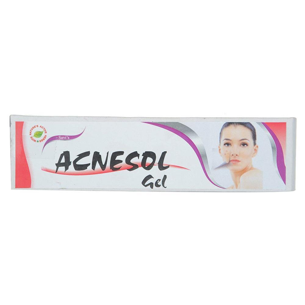 BHP Acnesol Gel (15g)