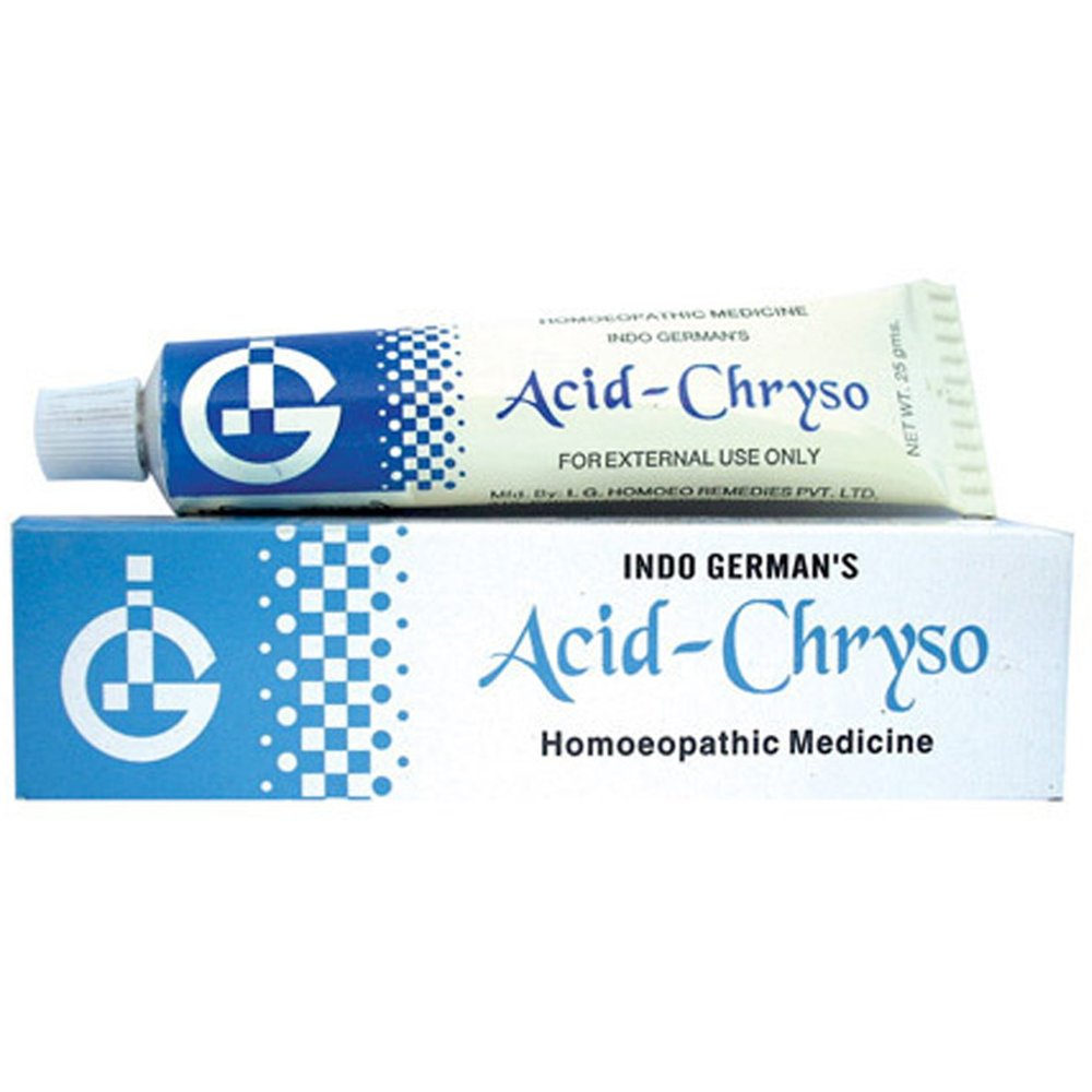 Indo German Acid Chryso Ointment (25g)