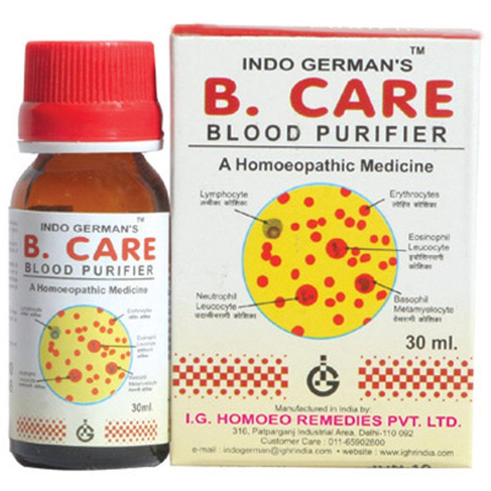 Indo German B Care Drops (30ml)