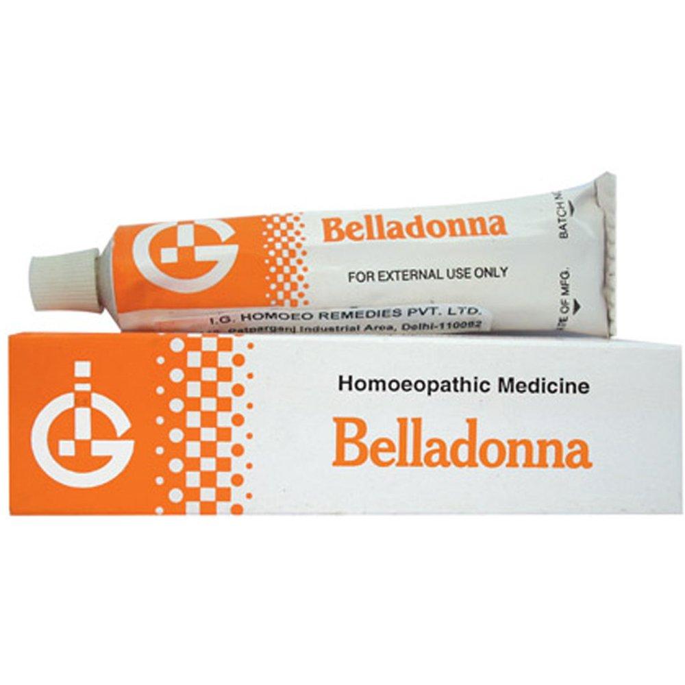 Indo German Belladonna Ointment (25g)
