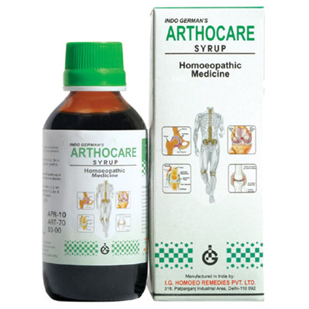 Indo German Arthocare Syrup (115ml)