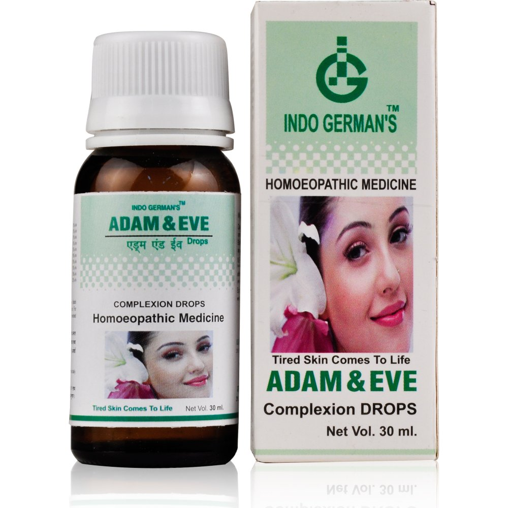 Indo German Adam and Eve Drops (30ml)