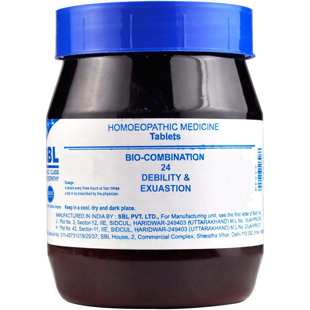 SBL Bio Combination 24 (450g)