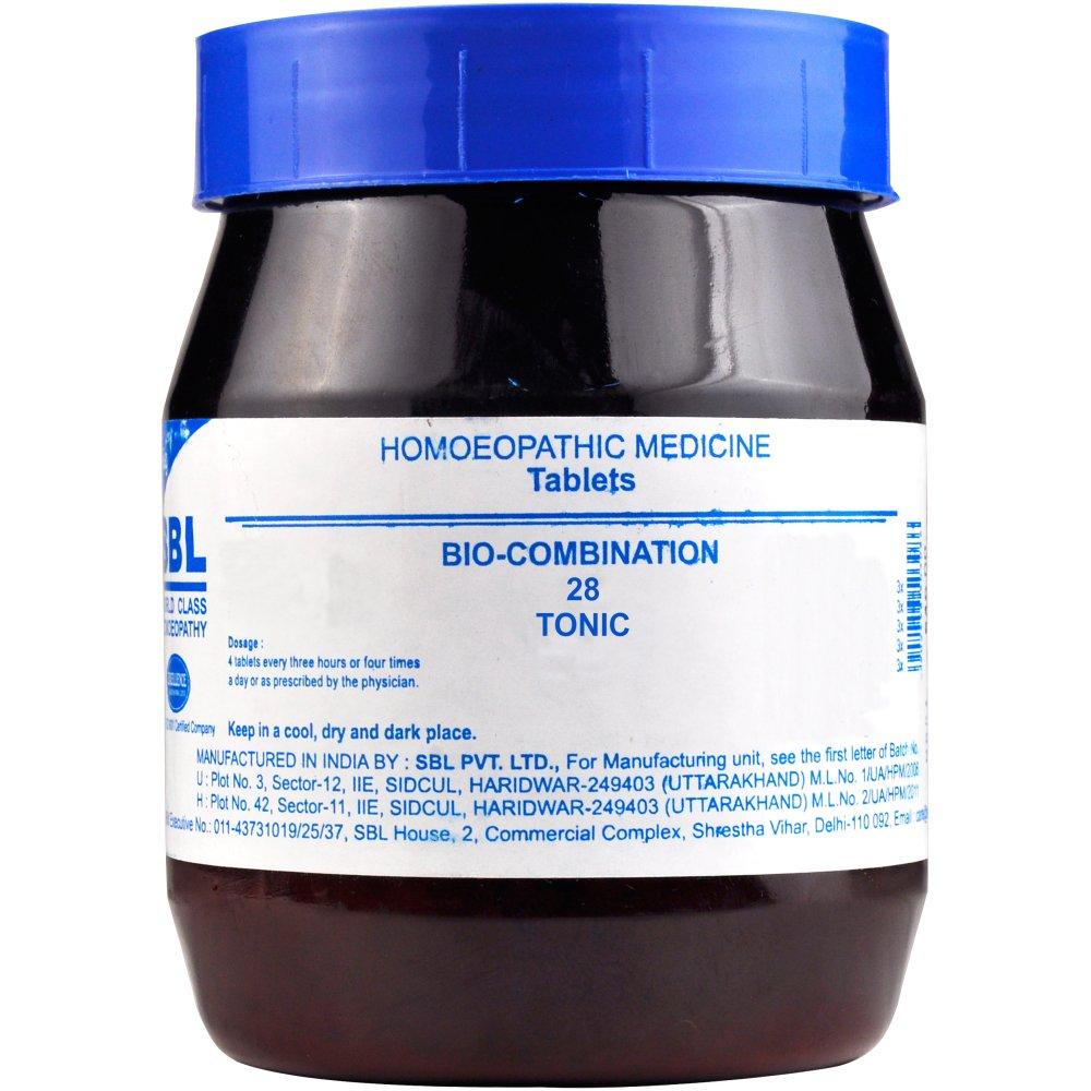 SBL Bio Combination 28 (450g)