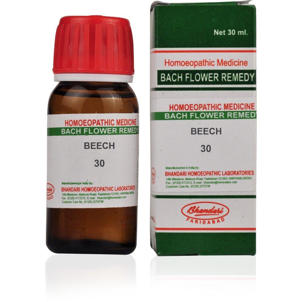 Bhandari Bach Flower Beech (30ml)