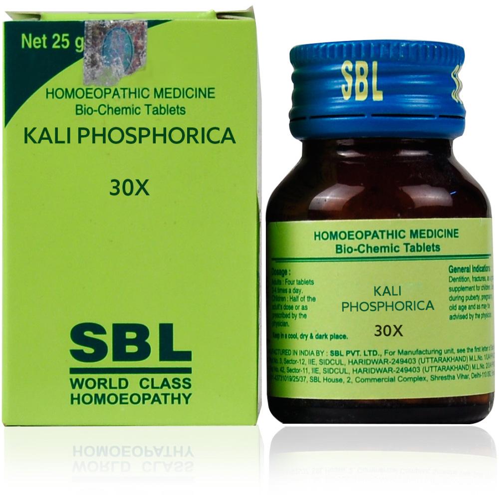 SBL Kali Phosphorica 30X (25g)