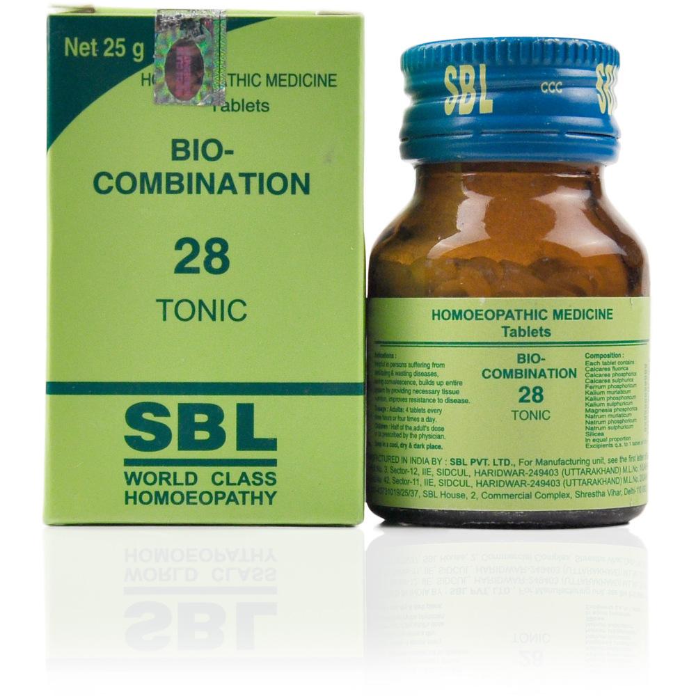 SBL Bio Combination 28 (25g)