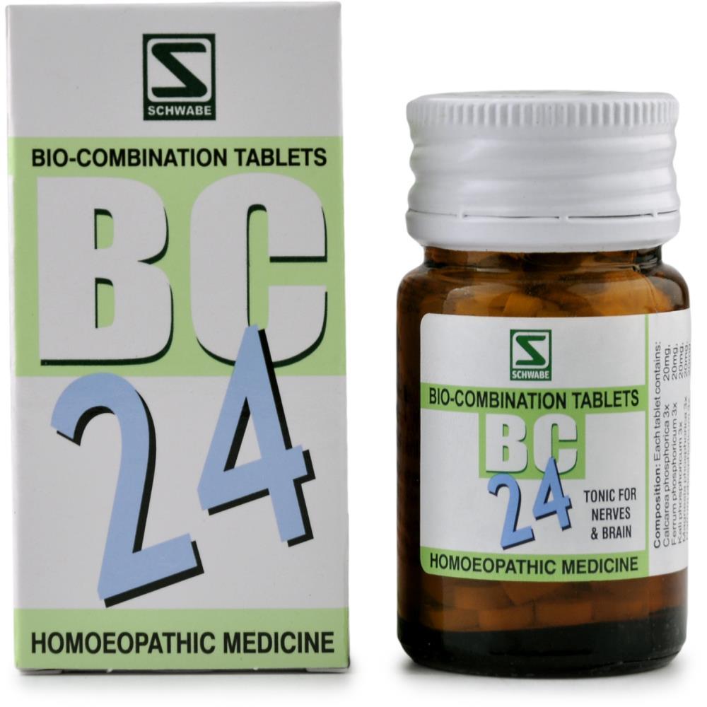 Willmar Schwabe India Bio Combination 24 (20g)